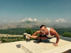 Blu Nathan -Adriatic Serenity - 8 Angle Pose