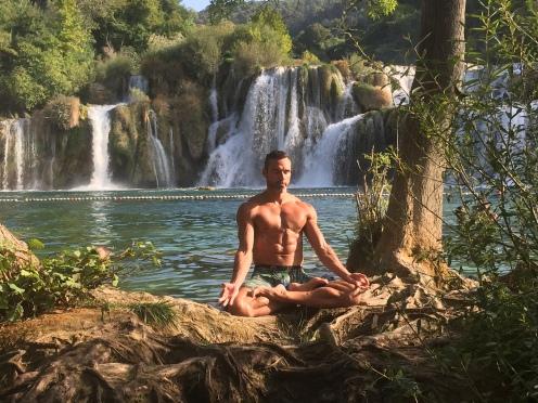 Blu Nathan - Adriatic Serenity - Meditation