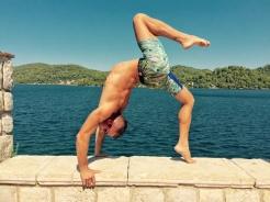 Blu Nathan - Adriatic Serenity - Wheel