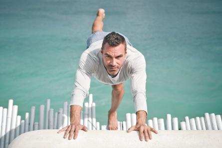 Blu Nathan - Bali - Ocean Yoga