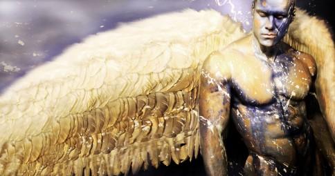 Blu Nathan - Blu Angel Wings