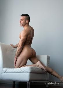 Blu Nathan - I Am Silks - Born Naked
