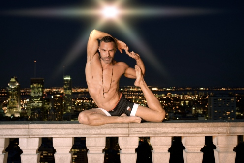 Blu Nathan Yoga MTL Starlight - Merman 2