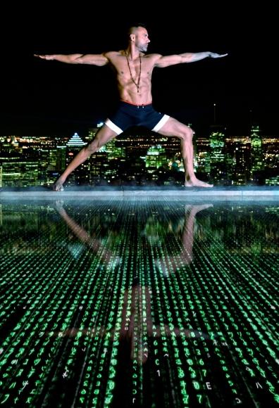 Blu Nathan Yoga MTL Starlight - Warrior