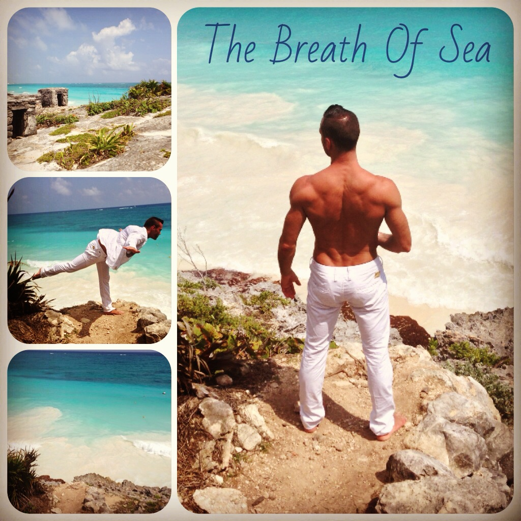 Blu Nathan - The Breath Of Sea Meditation