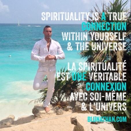 Blu Nathan - Spirituality Defined