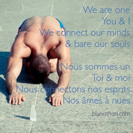 Blu Nathan - We Are One