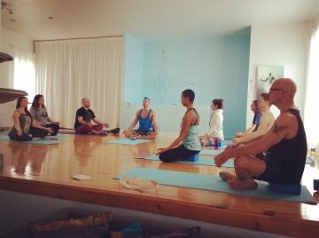 Blu nakshatra - Hatha Yoga Class