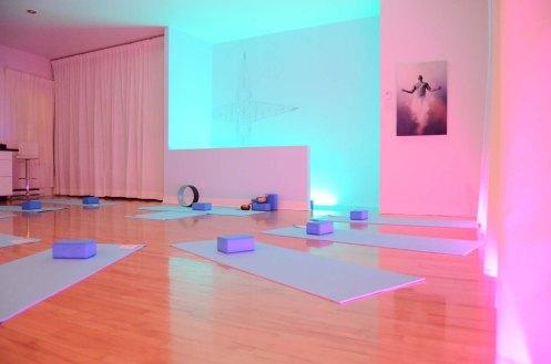 Blu Nakshatra - Yoga Room