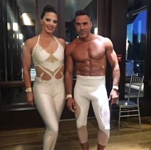 Blu Nathan & Anouk - White Costumes -